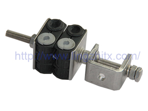 fiber power cable clamp